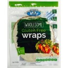 Groceries - Old Time Bakery - Wholesome Gluten Free Wraps - 250g