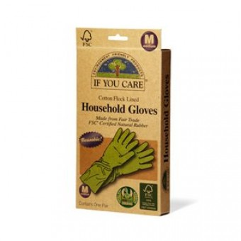 Groceries - If You Care - Kitchen - Washing Up Gloves - 1 Pair - Medium