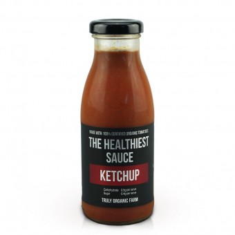 Groceries - Organic - Sauce - Tomato Sauce 250g - Made with 100% certified Organic Tomatoes