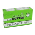 Dairy - Butter - Organic Times - Unsalted 250g
