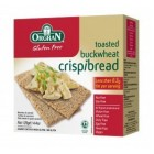 Groceries - Conventional - Crackers - Toasted Buckwheat Crispibread w/gf 125g (Orgran)