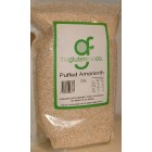 Groceries - Organic - Cereal - G/F Puffed Amaranth- 3kgs TGFC