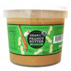Groceries - Organic - Spreads - Peanut Butter Smooth 2kg - Honest to Goodness