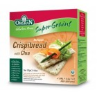 Groceries - Conventional - Crackers - Multigrain Crispibread with Chia w/gf 125g (Orgran)