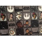 Groceries - Eco Friendly Re-usable Bag - Zip-it 15 - Star Wars