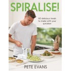 Spiralise by Pete Evans RRP $24.95 and a 3 in 1 Chef's Avenue Spiraliser RRP $44 for just $50....