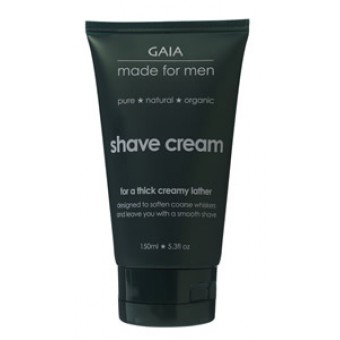Groceries - Shave - Gaia Made for Men Shave Cream 150ml